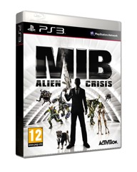 Men in Black 3 Alien Crisis PS3 Game
