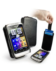 Tuff Luv In-Genius Case - HTC Wildfire S
