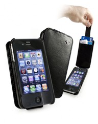 Tuff Luv Case for iPhone 4/4S - Black