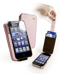 Tuff Luv Case for iPhone 4/4S - Pink