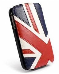 Tuff Luv Case for iPhone 4/4S Union Jack
