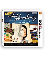 New Art Academy 3DS Game