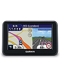 Garmin 4.3in Sat Nav Western Europe
