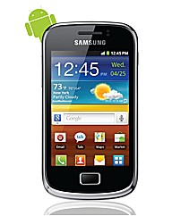 T-Mobile Samsung Galaxy Mini 2 Mobile