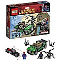 Lego Spiderman Spider-Cycle Chase