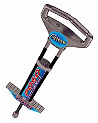 Black & Silver Pogo Stick