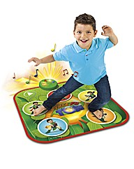Tree Fu Tom Magic Moves Rap Mat