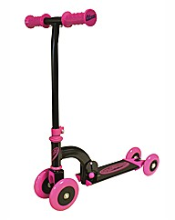 My First Scooter Black & Pink