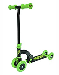 My First Scooter Black & Green