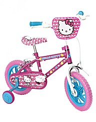 Hello Kitty 12in Bike