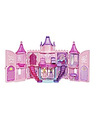 Barbie Princess & Popstar Magical Castle