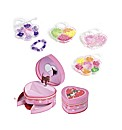 Think Pink Musical Jewellery Box Set