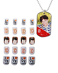 One Direction Louis Set