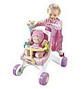 Fisher Price Basics Stroll Along Walker
