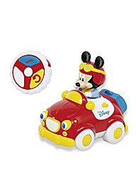 Mickey Mouse 1st IR Car