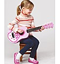 Hello Kitty Wooden Guitar