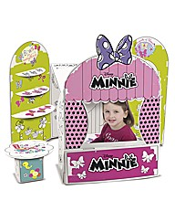 Minnie Mouse Colour My Bowtique