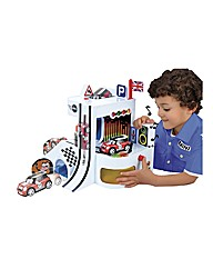 Go Mini Crew-Zers HQ Playset