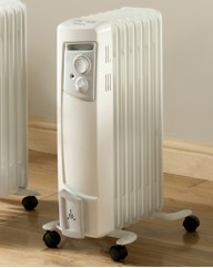 Dimplex 1.5kW Oil Filled Column Radiator