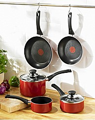 Tefal Delight 5 Piece Cookware Set