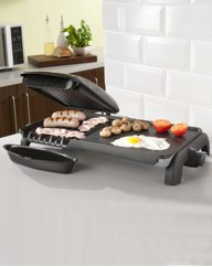George Foreman Grill and Griddle