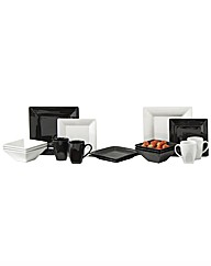 16 Piece Manhattan Dinnerware BOGOF