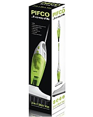 Pifco 2 n 1 Stick Vacuum Cleaner