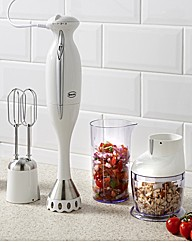 Swan 3 in 1 Stick Blender