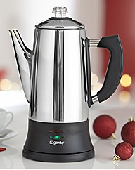 Elgento Cordless Coffee Percolator