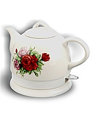Rose Ceramic Cordless Kettle