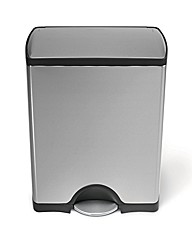 Simple Human 38L Rectangular Pedal Bin