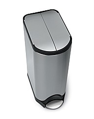 Simple Human 30L Butterfly Pedal Bin