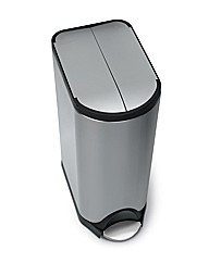 Simple Human 45L Butterfly Pedal Bin