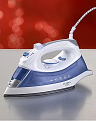 Cucina 2200W Steam Non Stick Iron