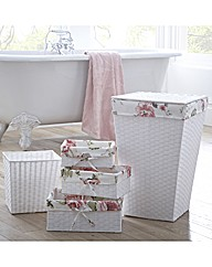 PaperLoom Set 5 Laundry/Storage Basket