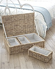 Water Hyacinth Underbed Trunk