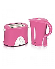 Swan Kettle and Toaster Pack