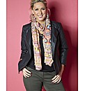 Claire Sweeney Aztec Scarf