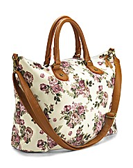 Print Canvas Bag