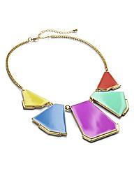 Geometric Detail Necklace