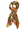 Multi Print Scarf