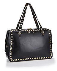 Studded Doctors Bag