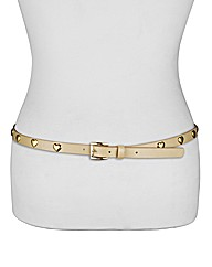 Heart Detail Belt