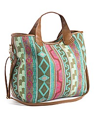 Ethnic Shopper Bag