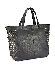 Stud Shopper Bag