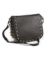 Stud Saddle Bag