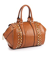 Stud Barrel Bag