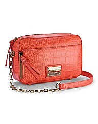 Coral Snake Effect Cross Body Bag
