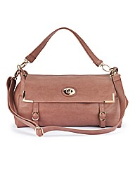 Oversized Satchel Bag