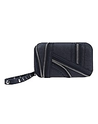 Religion Fragmented Hardcase Purse